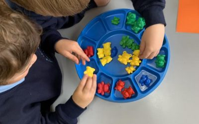 Early Maths Activities and Fine Motor Skills